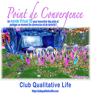 Club Qualitativelife Point de Convergence